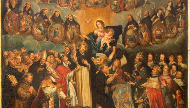 Holy Men & Women
