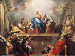 Pentecost Novena – Day One