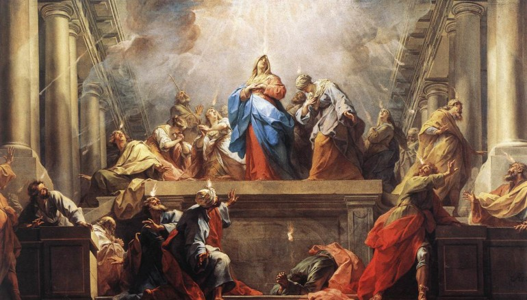 Pentecost Novena – Begins Friday, May 31