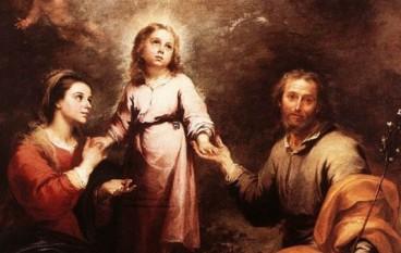 St. Joseph – Spiritual Head of the Household