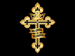 Day 54, Novena for Our Nation & Our Church – No Cross, No Crown!