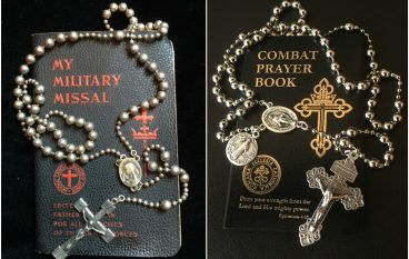 Combat Prayer Book – Inspired by WWII Prayer Book