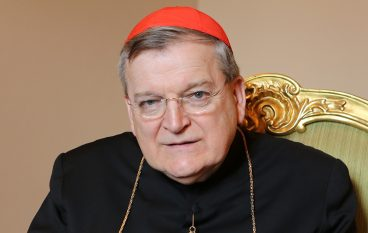 Cardinal Burke's Excellent Advice for the Presidential Election
