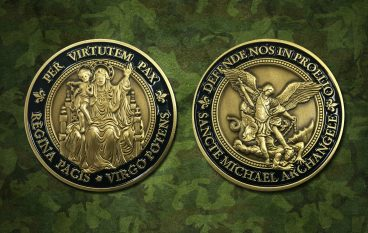 Why I Created the United States Grace Force Challenge Coin