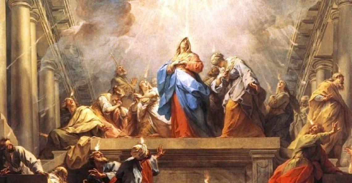 Pentecost Novena – Day Nine