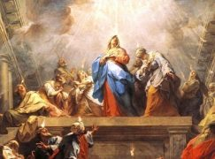 PENTECOST NOVENA – DAY TWO