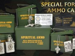 Special Forces Weapons for Spiritual Warfare!!