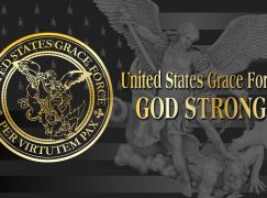 "United States Grace Force ""Battle Plan"" for 2020 – God Wants You!"