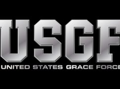 God Wants YOU! Enlist in the Grace Force!