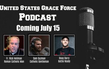 United States Grace Forces Podcast – Coming July 15