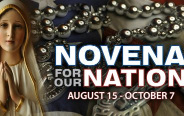 Rise Up!! Join Tens of Thousands Praying for Our Nation for 54 Days!