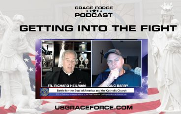 Grace Force Podcast Episode 1: Get into the Fight