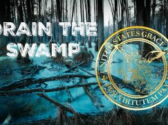St. Michael and U.S. Grace Force Declares War Against the Swamp