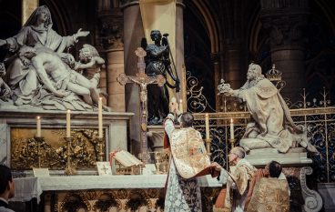 Day 45, Novena for Our Nation & Our Church – You Are a Commissioned Officer