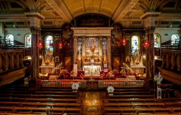 Day 23, Novena for Our Nation & Our Church – Gentleness