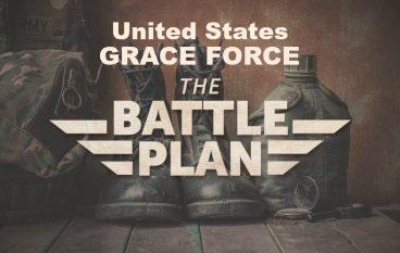 Grace Force Battle Plan for October Spiritual Warfare
