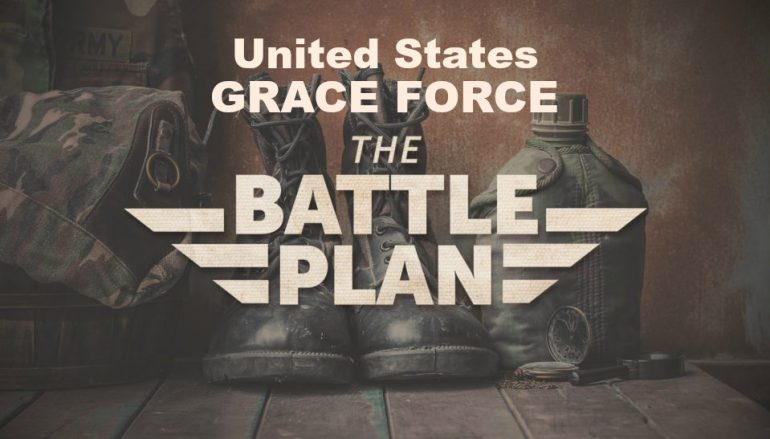 Grace Force Battle Plan for October Spiritual Warfare