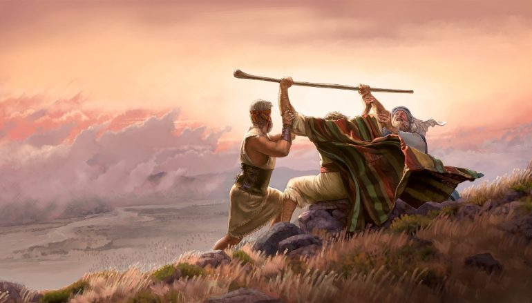 How Does Moses Show Us How to Live with a Youthful Zeal for Life?