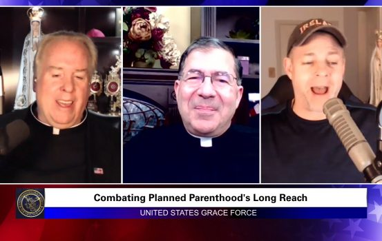 Grace Force Podcast Episode 24: Is Abortion Almost Defeated? Interview With Fr. Frank Pavone