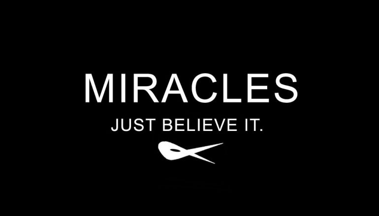 Miracles: The Way I See Them Happening