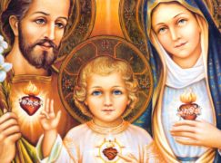 54 Day Three Hearts Novena for Protection & Provision
