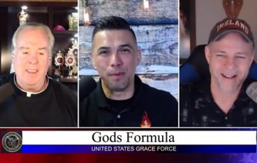 Grace Force Podcast Episode 27: THIS Is How God Wants You To Fight!