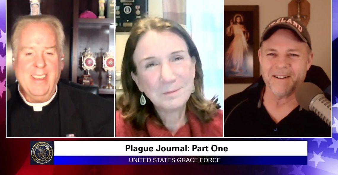 Grace Force Podcast Episode 32: Beverly Stevens – Plague Journal: Part One