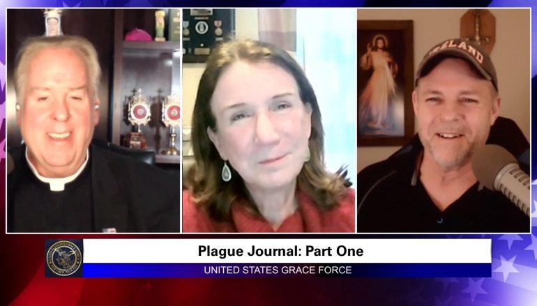 Grace Force Podcast Episode 32: Beverly Stevens – Plague Journal: Part One