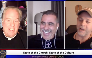 Grace Force Podcast Episode 29: Jesse Romero – State of The Church, State of The Culture