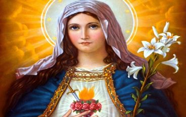 Day 12, 54 Day Three Hearts Novena for Protection & Provision – Fortitude