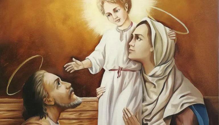 Day 14, 54 Day Three Hearts Novena for Protection & Provision – Piety