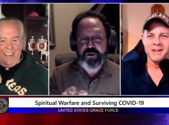 Grace Force Podcast Episode 36: Dan Burke's Revelation Thru Surviving Covid-19