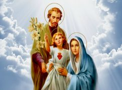 Day 39, 54 Day Three Hearts Novena for Protection & Provision – One Thing Necessary