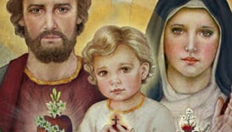 Day 40, 54 Day Three Hearts Novena for Protection & Provision – Divine Connection