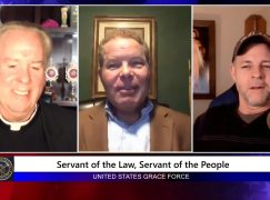 Grace Force Podcast Episode 33: Wisconsin Supreme Court Justice Daniel Kelly