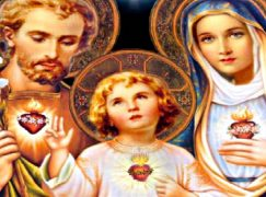 Day 54, 54 Day Three Hearts Novena for Protection & Provision – No Cross, No Crown!