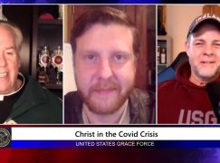 Grace Force Podcast Episode 40: Stephen Herreid – More Covid-19 Restrictions? Don't be Bullied!