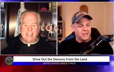 Grace Force Podcast Episode 42: Drive Out the Demons from the Land