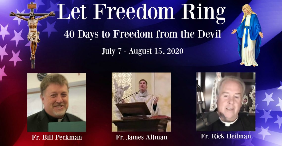 Day 29 – Let Freedom Ring: Freedom from Racism
