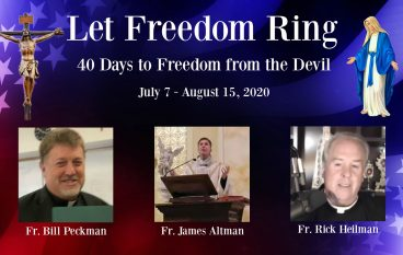 Day 11 – Let Freedom Ring: Freedom from Lust