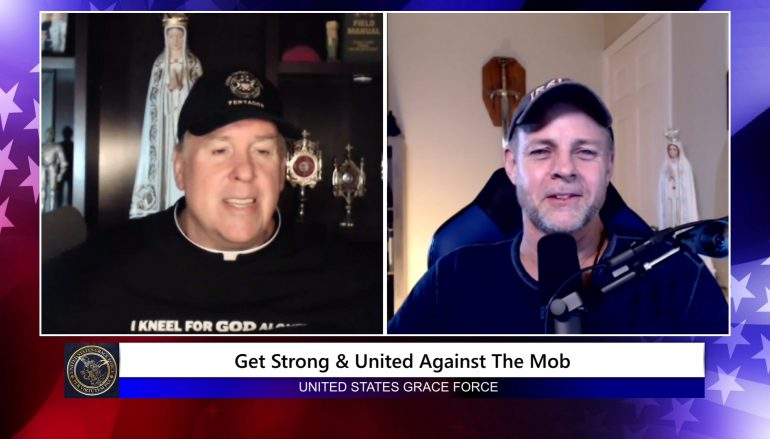 Grace Force Podcast Episode 48: Catholics Stand Together! – Your Country Needs You