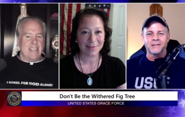 Grace Force Podcast Episode 50: From the Pentagon – How to Survive the Spreading Chaos