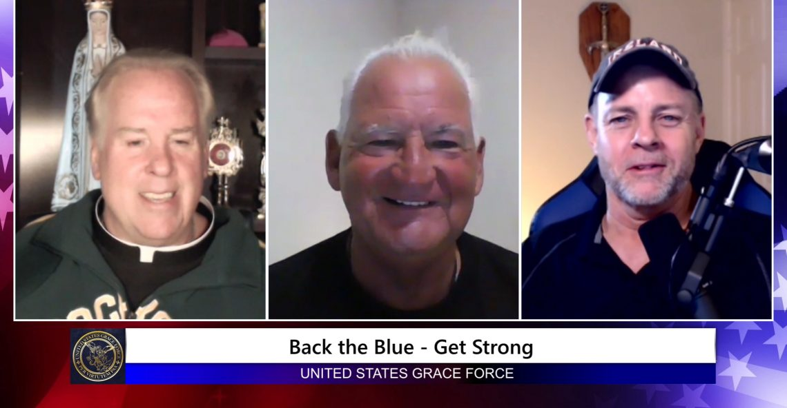 Grace Force Podcast Episode 46: American Freedom Under Attack – Time To Get Strong!