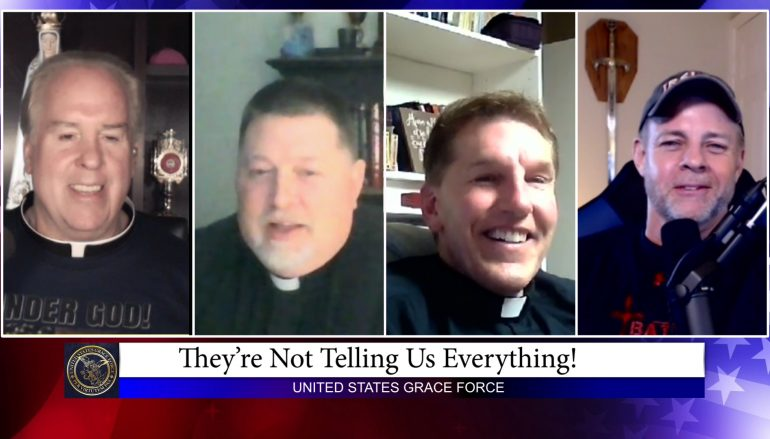 Grace Force Podcast Episode 52: 3 LFR Priests – Who Is Behind All The Propaganda? – Part Two