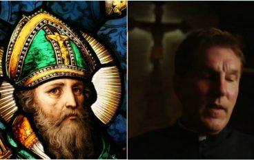 Saint Patrick's Lorica for Protection for Fr. James Altman