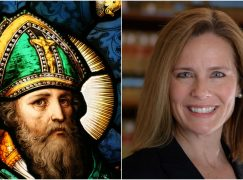 Saint Patrick's Lorica for Protection for Amy Coney Barrett