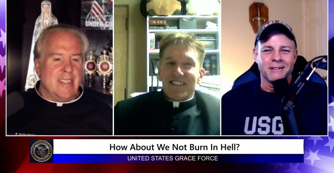 Grace Force Podcast Episode 56: Fr. James Altman – A True Shepherd Warns His Sheep