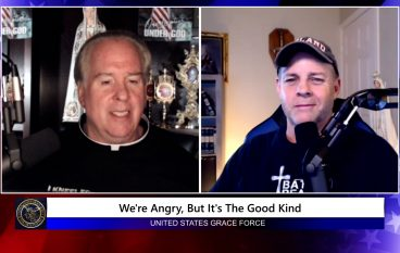 Grace Force Podcast Episode 57: We're Angry, But It's the Good Kind