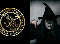 US Grace Force to Do Battle with Witches on Halloween