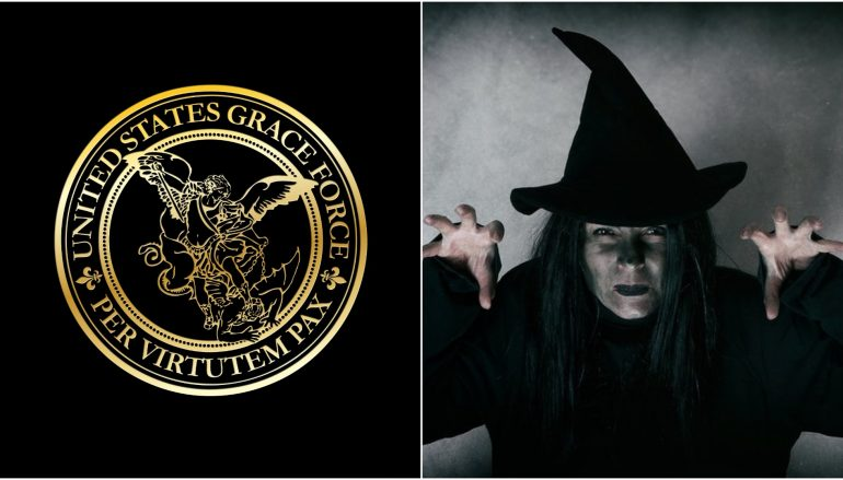 US Grace Force to Do Battle with Witches on November 2